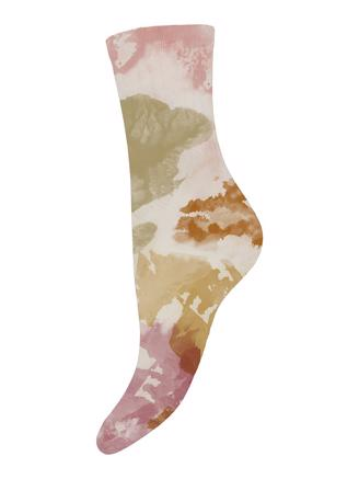 77660, 1359 - Tie Dye Cotton Socks