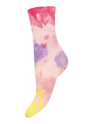77660, 4199 - Tie Dye Cotton Socks