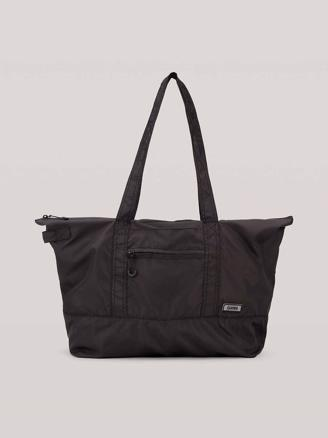 A2723 Packable Tote - Black