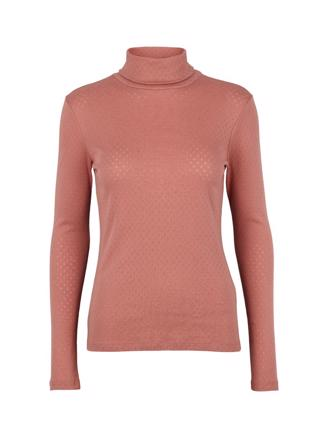 Arense Roll neck, Old Rose