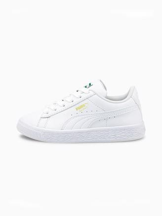 BASKET CLASSIC XXI Sneakers, White