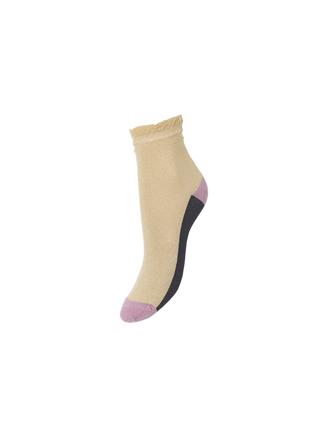 Blocka Glam Sock - Sandstone