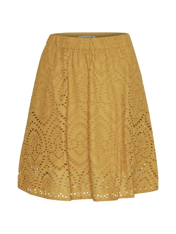 CASANAGZ SKIRT - NARCISSUS YELLOW