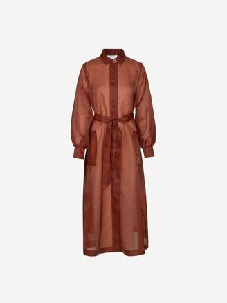 Chantara coat 12854 - Cinnamon