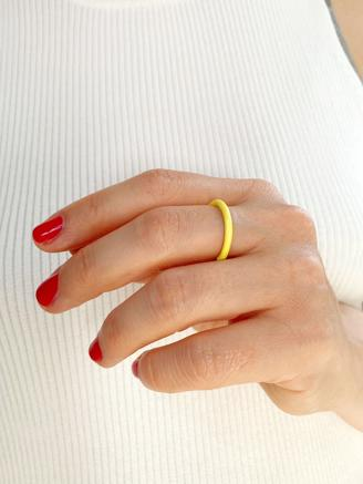 Color Ring - Yellow