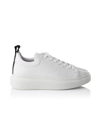 DEE LEATHER - WHITE