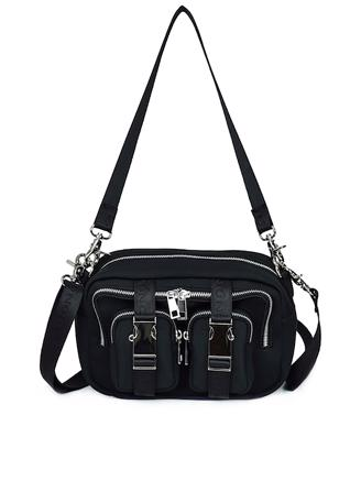 ELLIE SCUBA W. BUCKLE - BLACK