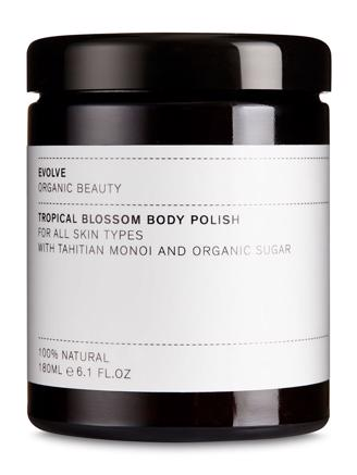 BODY POLISH TROPICAL BLOSSOM