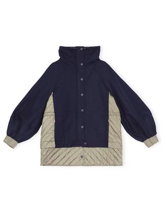 F4114 JACKET - SKY CAPTAIN