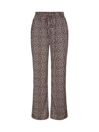 Fox Flower Pant, Black