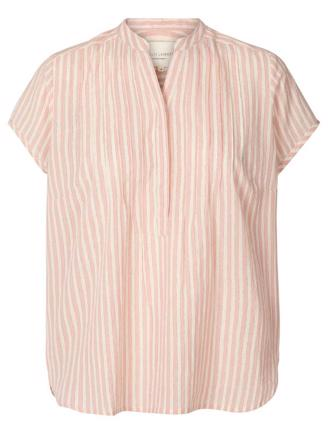 HEATHER SHIRT - ASH ROSE