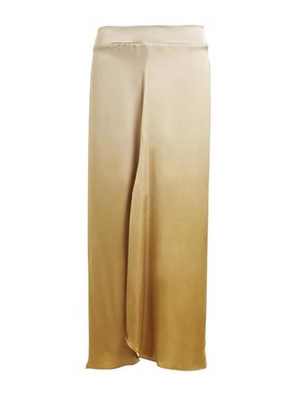 IMA - FADE TULIP SKIRT - GOLD