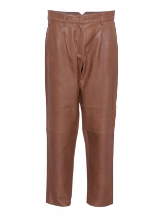 Iris Leather Pants - Monks Robe