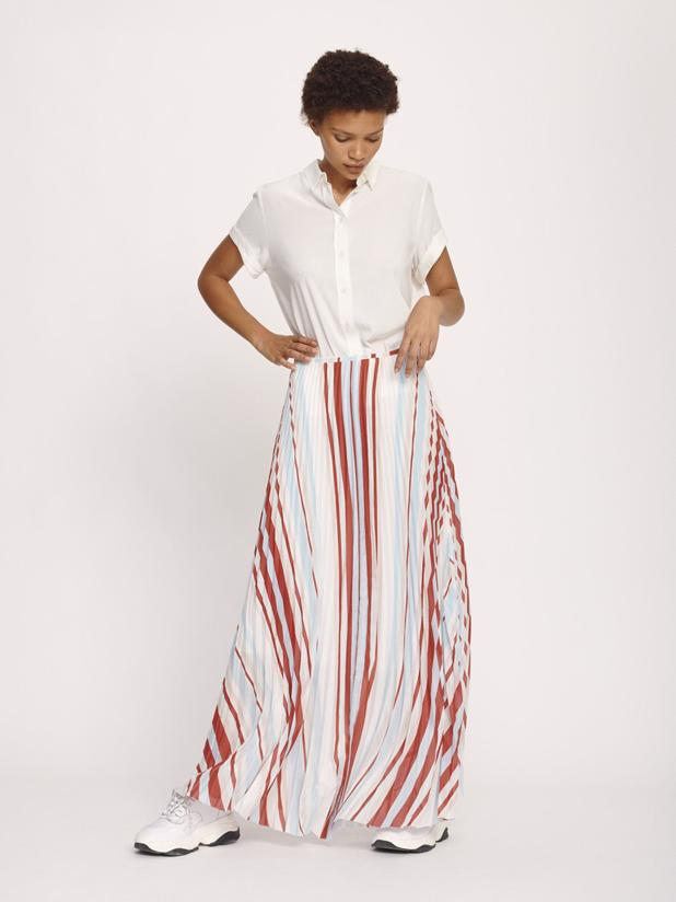 JULIETTE SKIRT - RED LINE