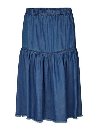 LIV SKIRT - BLUE