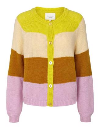 NOVA CARDIGAN - 96 NEON YELLOW