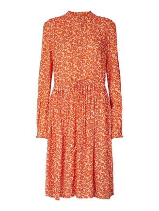SIENNA DRESS - ORANGE