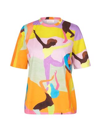 Leonie Allover Tee, Dance