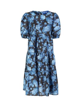 Lolacras dress, Blue Rose