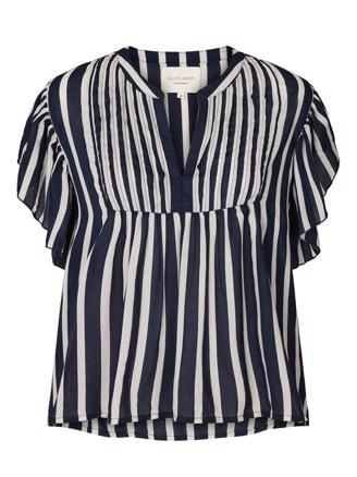 ISABEL TOP - 80 STRIPE