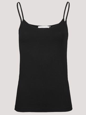 TALLA STRAP TOP 265 - BLACK