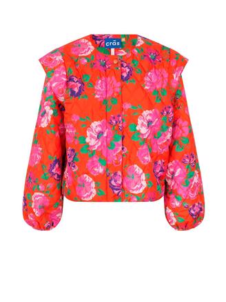 Millacras Jacket, Flower Jam