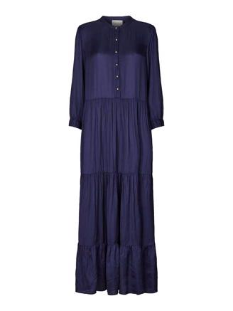 NEE DRESS - DARK NAVY