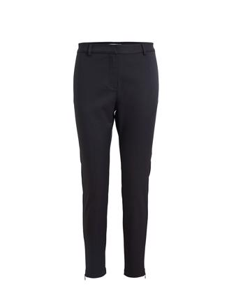 Nina, Classic Stretch Relaxed Pa, Black