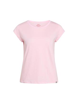 Organic Favorite Teasy Tee, Light Pink
