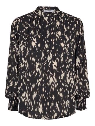 Pauline Armon Shirt, Black