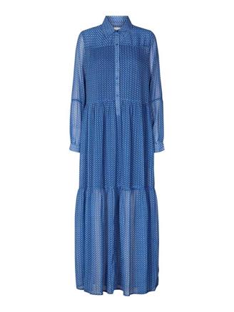 PENNY DRESS - BLUE