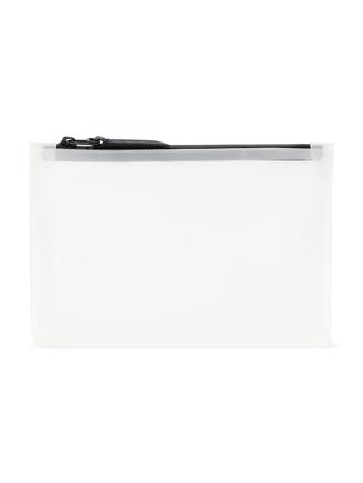 COSMETIC BAG - FOGGY WHITE
