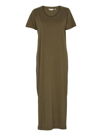 REBEKKA DRESS - ARMY