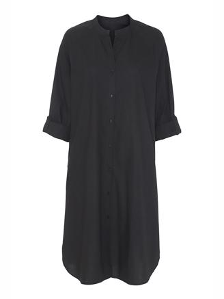 Remain Shirtdress Crisp - Moonless Night