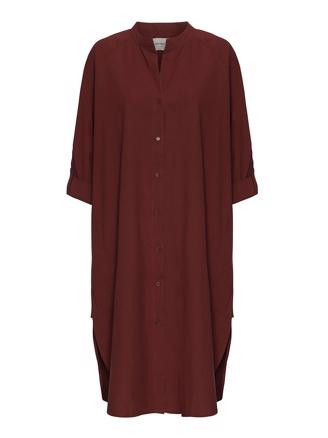 Remain Shirtdress - Warm Brown