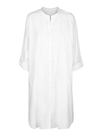 REMAIN SHIRTDRESS CRISP - WHITE