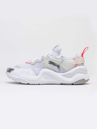 RISE CONTRAST WN'S - WHITE/IGNITE PINK