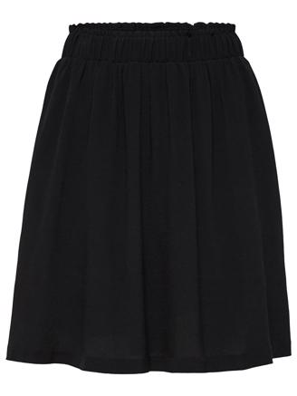 SLFBISMA MW SKIRT - BLACK