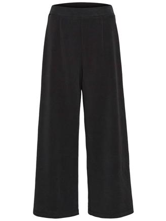 SLFTUIJA TEA CROPPED PANTS - BLACK