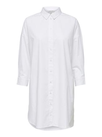 SlfAmi 7/8 Long Shirt - White