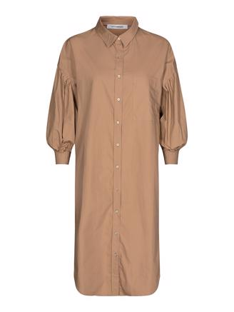Yates Shirt Dress, Khaki