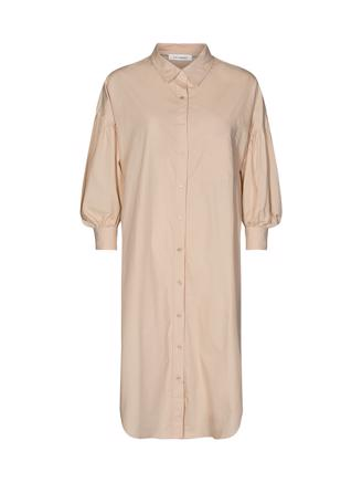 Yates Shirt Dress, Marzipan