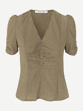 Young blouse 12788 - Dark Olive st.