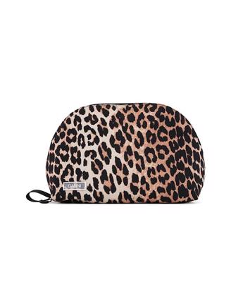 A2191 TOILETRY BAG - LEOPARD
