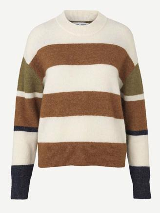 ANOUR CREW NECK 7355 - ARGAN OIL