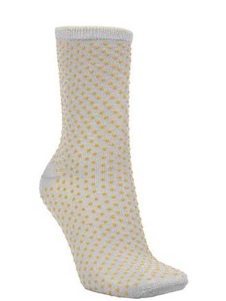 DINA SMALL DOTS COLL. - HONEY YELLOW