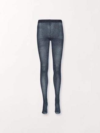 GLITZ TORO TIGHTS - DAZZLING BLUE