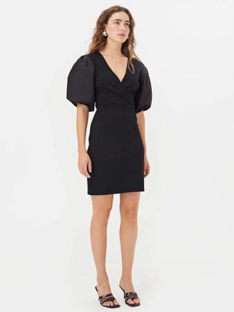 IMAGZ DRESS - BLACK