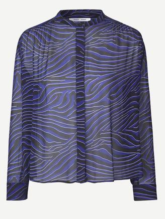ELMY SHIRT AOP - DEEP MOONSCAPE