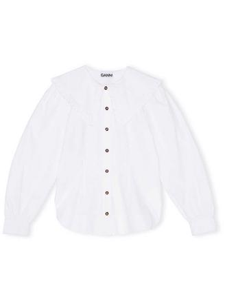 F4326 SHIRT - BRIGHT WHITE